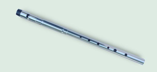 Burke Tin Whistle aluminum
