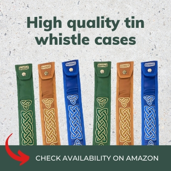 Tin Whistle Cases
