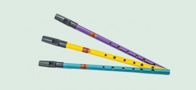 Generation Aurora tin whistle