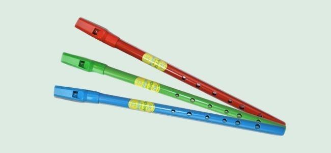 Waltons Rainbow tin whistle