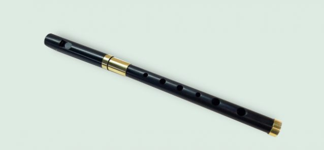 Milligan tin whistle